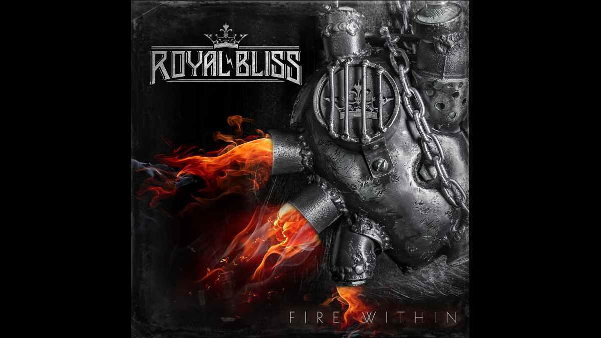 Royal Bliss single art