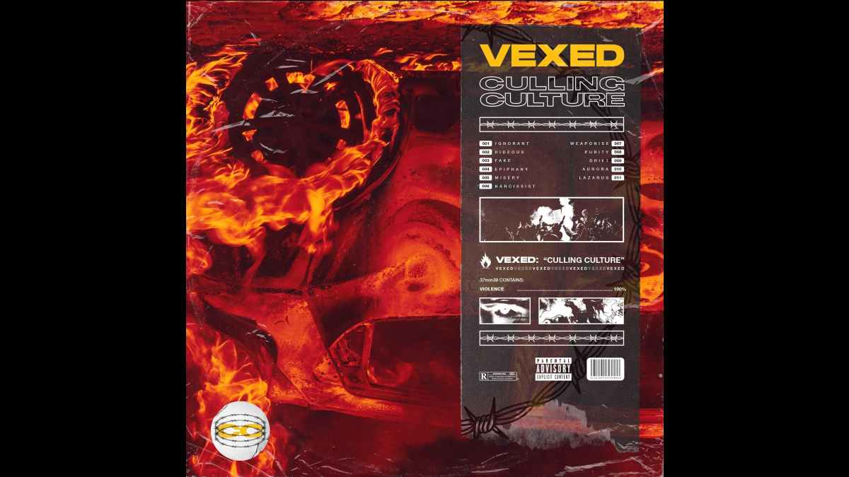 Vexed cover art