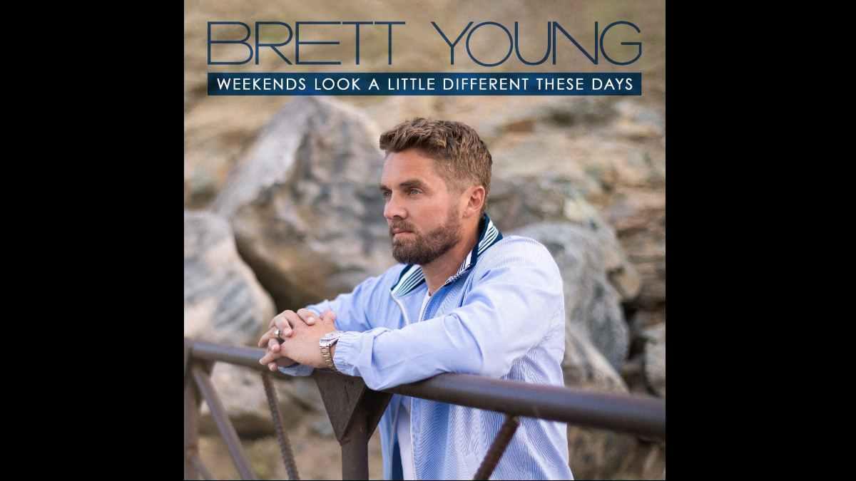 Brett Young cover art