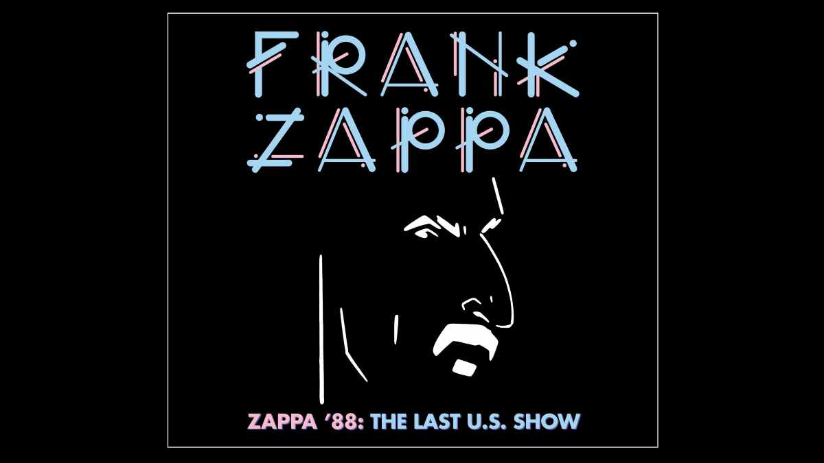 Frank Zappa cover art courtesy UMe