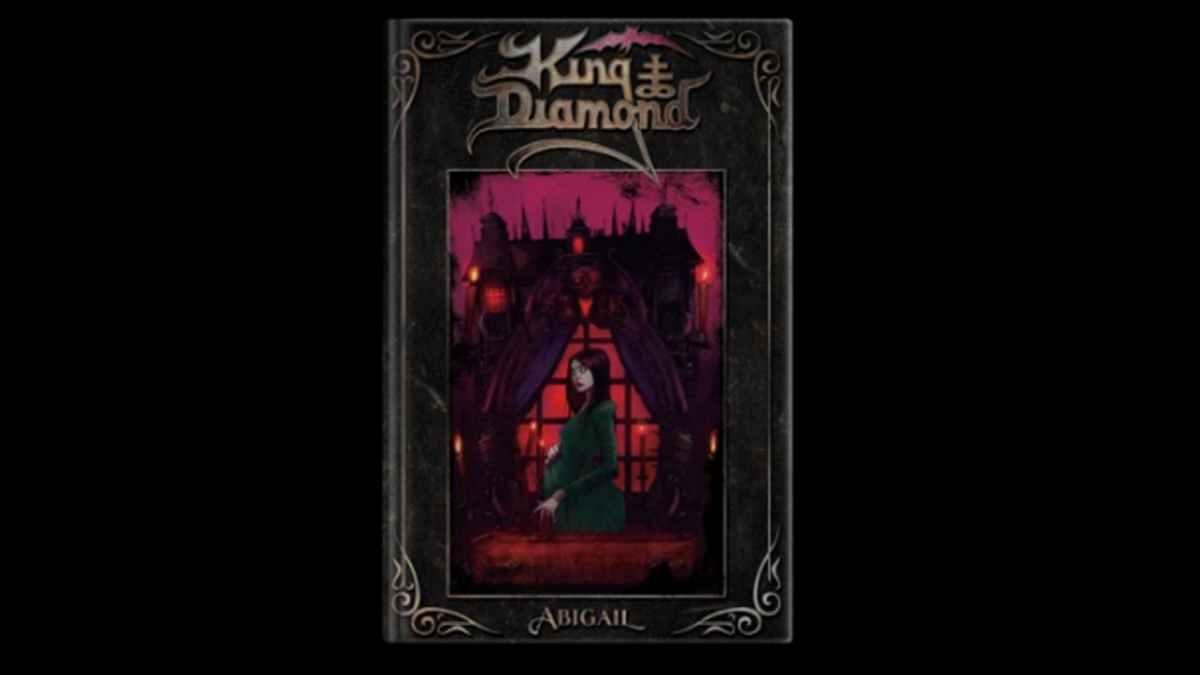 King Diamond cover art