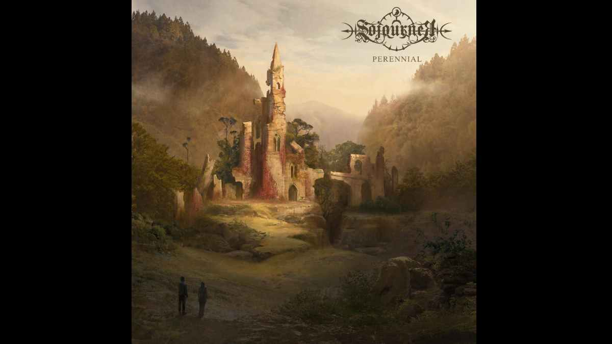 Sojourner cover art