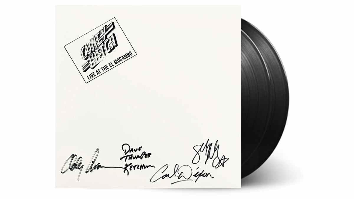Coney Hatch LP promo