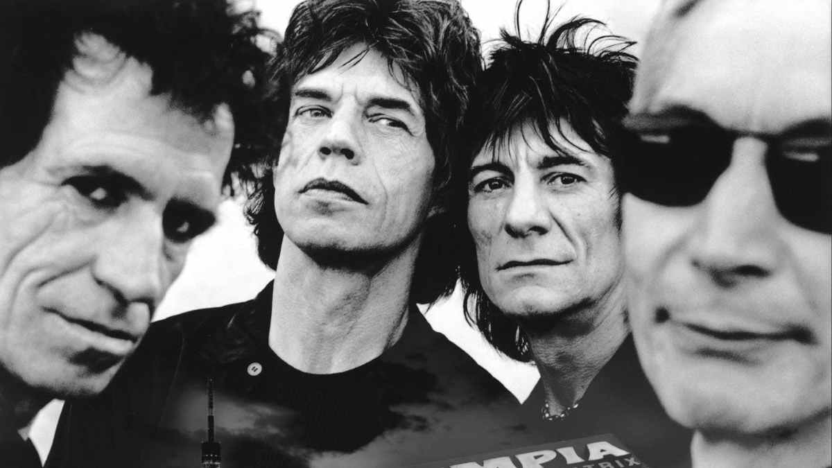 Rolling Stones Totally Stripped cover art