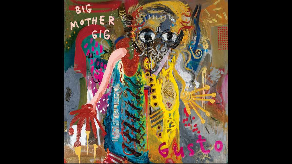 Big Mother Gig cover art