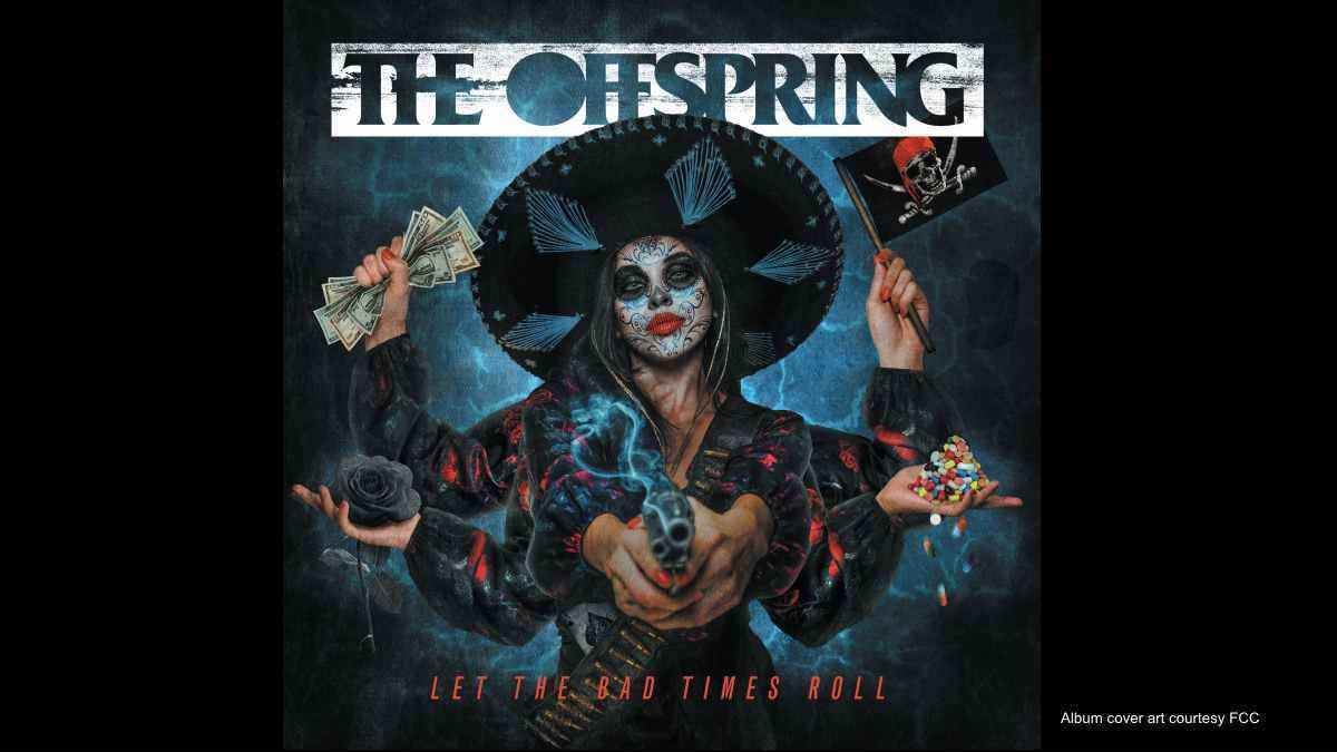 The Offspring cover art