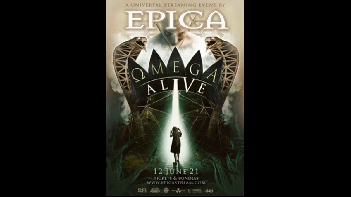 Epica event poster