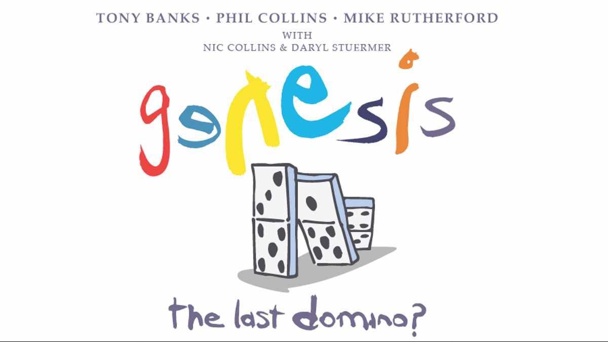 Genesis tour poster