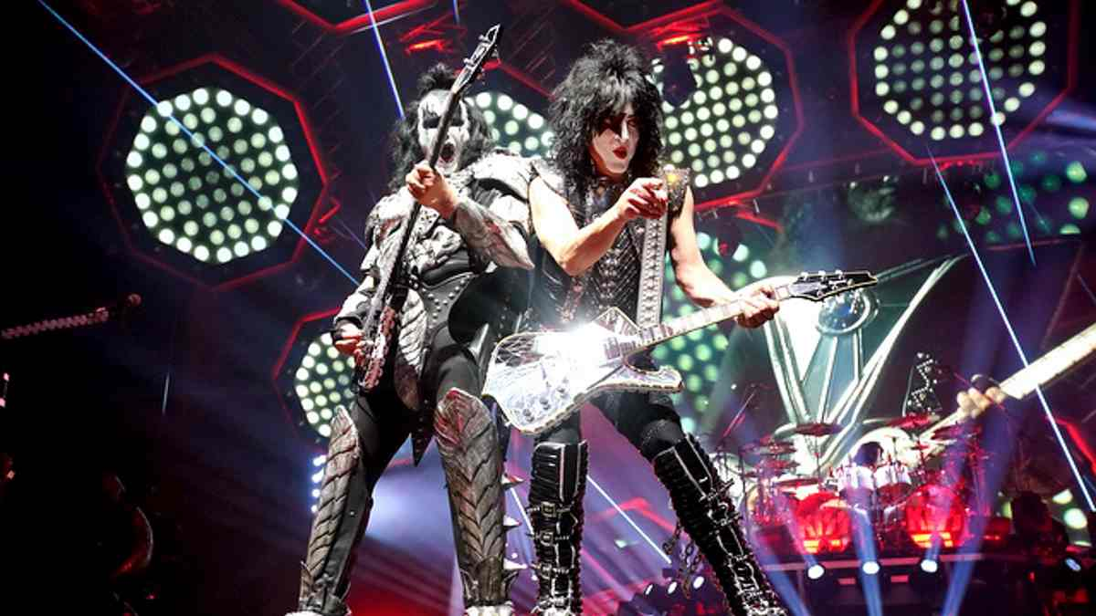 KISS Photo by antiMusic's Rob Grabowski