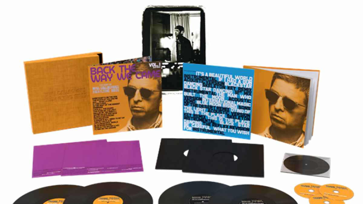 Noel Gallagher package promo