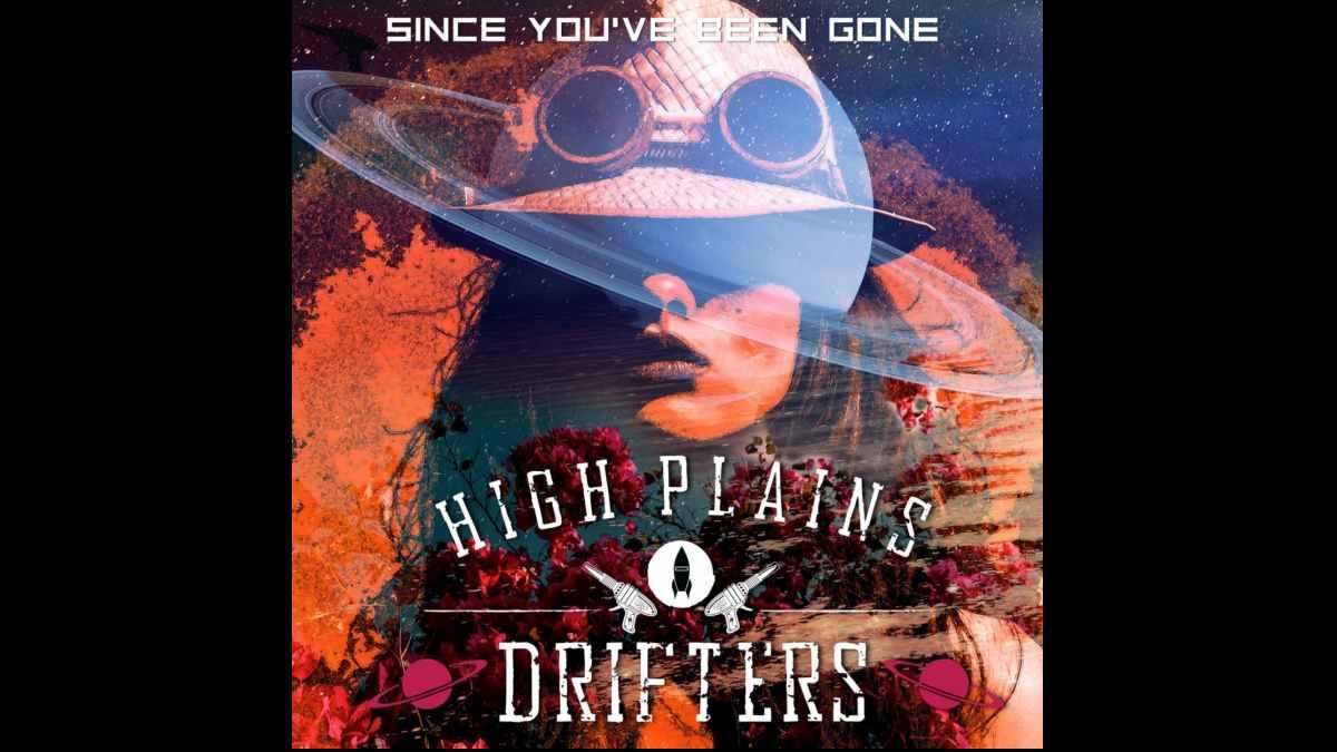 The High Plains Drifters single art
