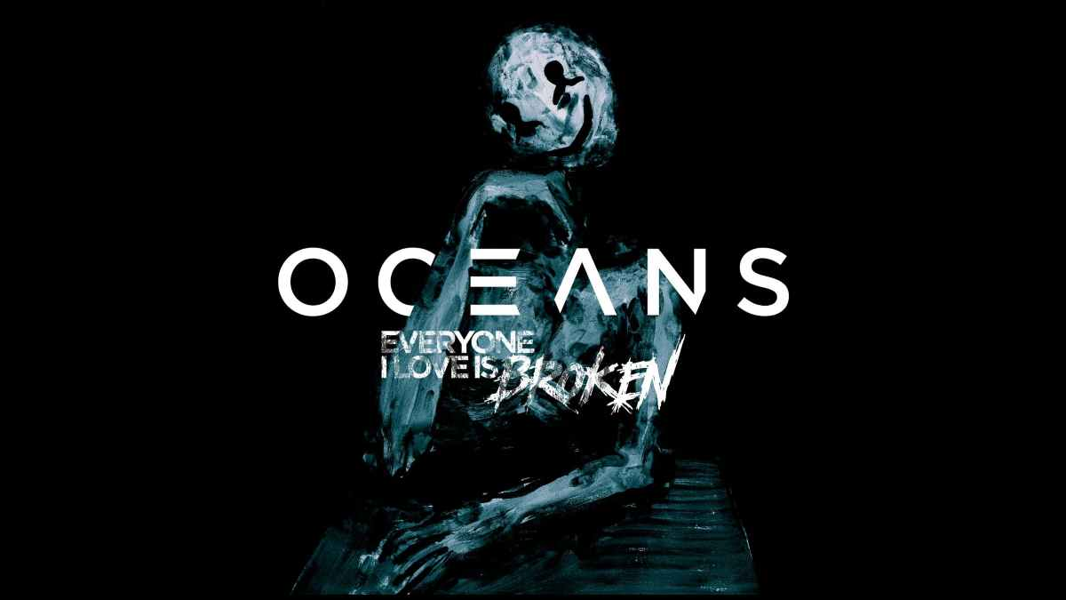 Oceans single art