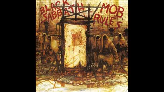 Mob Rules cover art