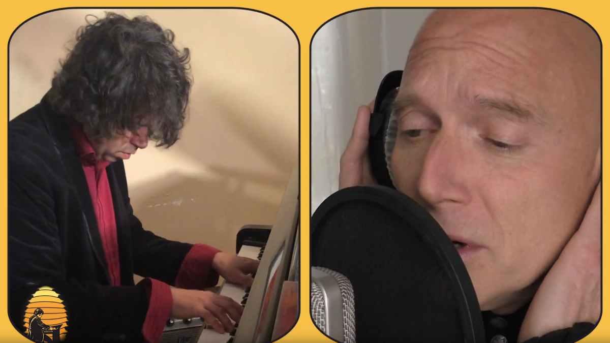 Still from the video