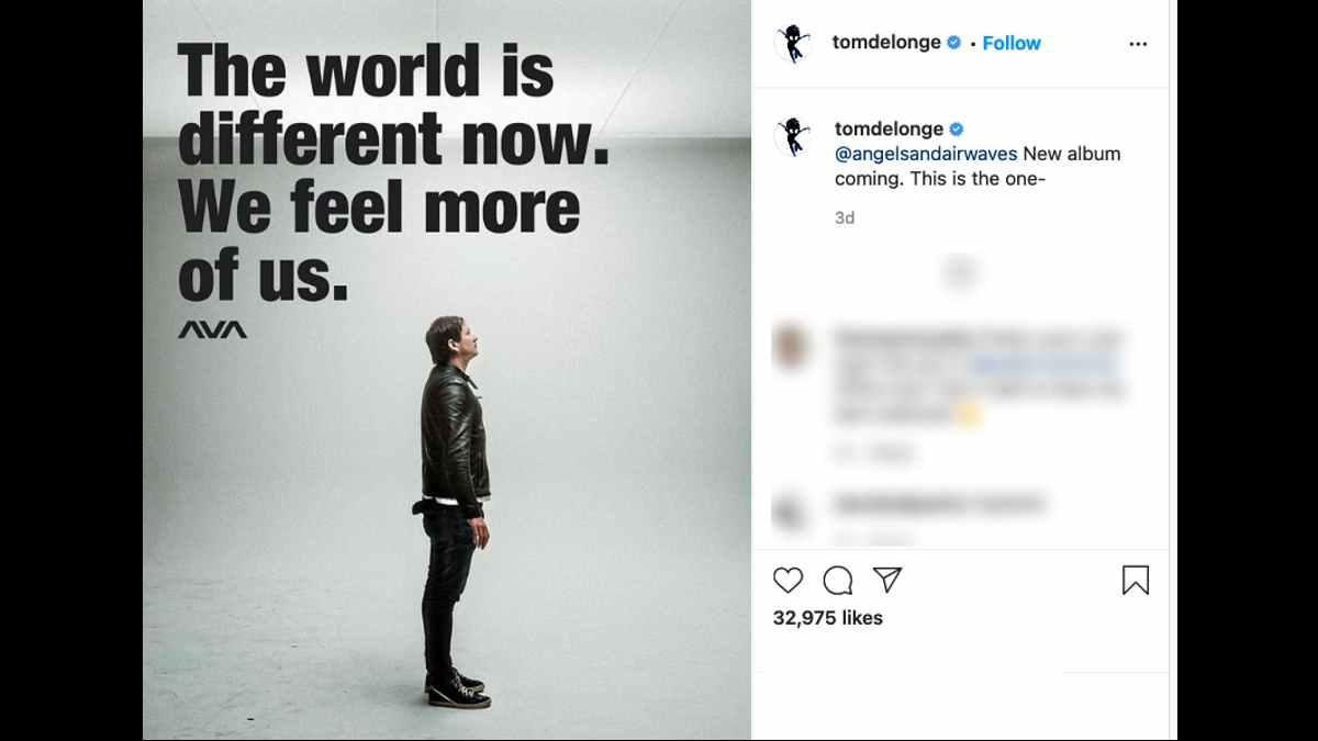 Social media post screen capture