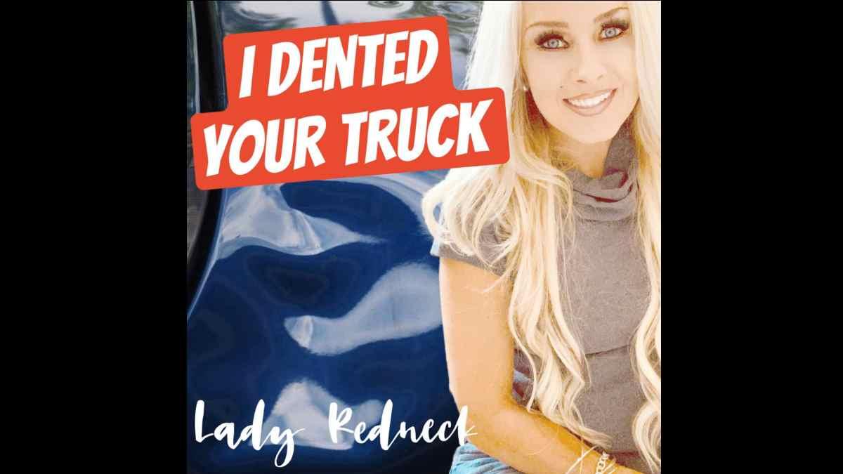Lady Redneck single art