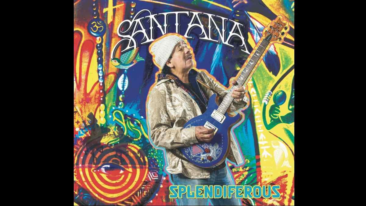 Santana cover art