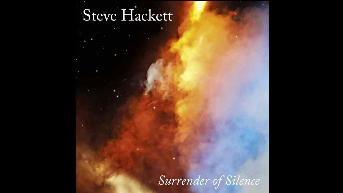 Steve Hackett album art