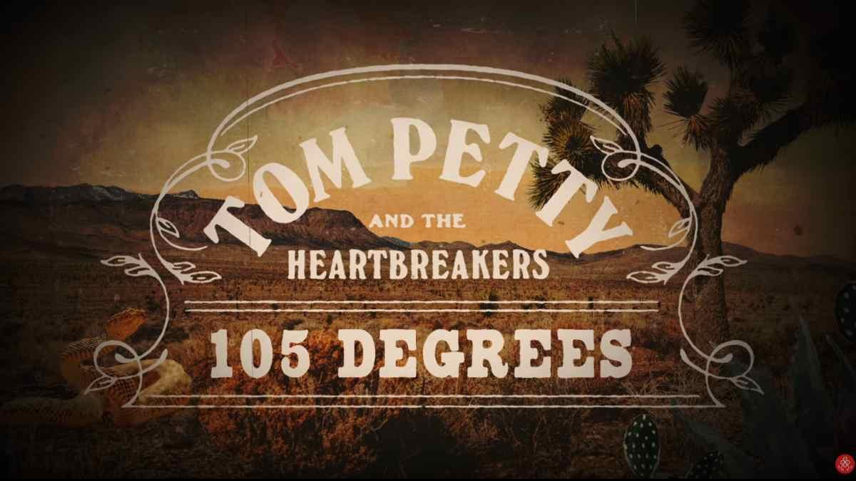 Tom Petty video still