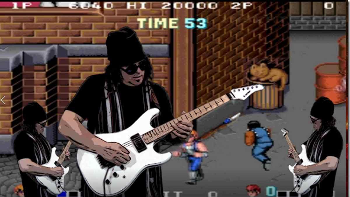 Vinnie Moore video still