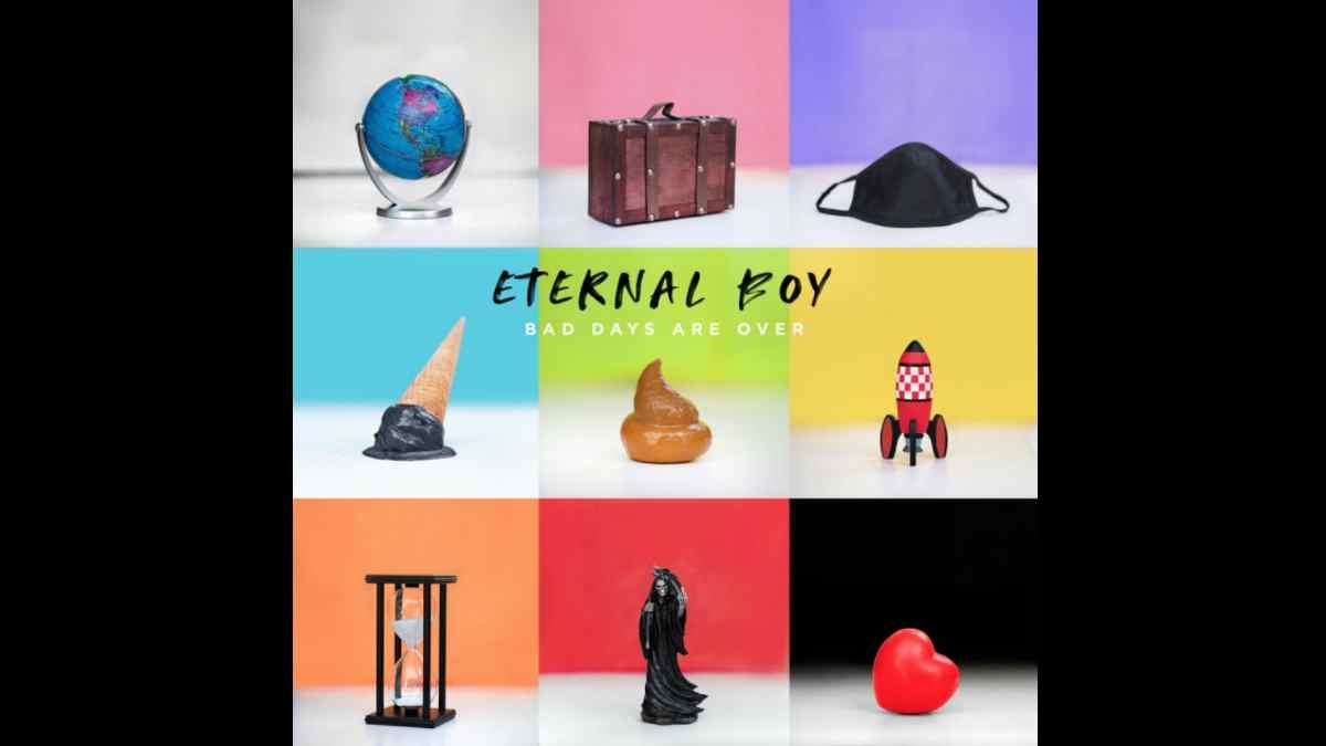Eternal Boy album art
