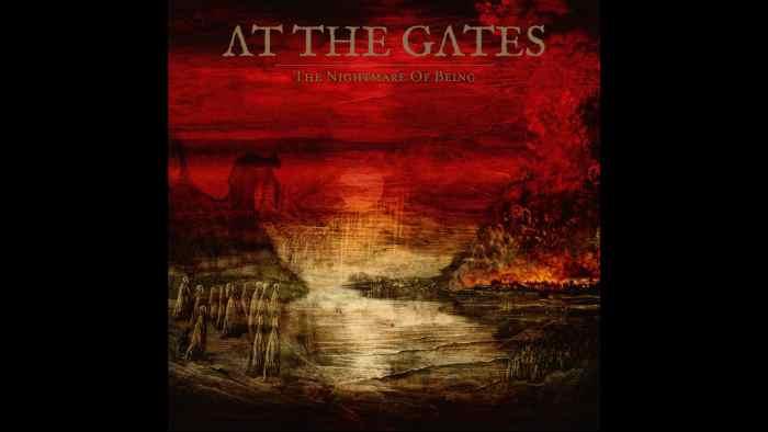 At The Gates Album art