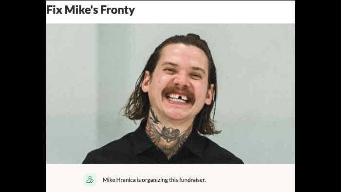 The Devil Wears Prada Screenshot of crowdfunding page