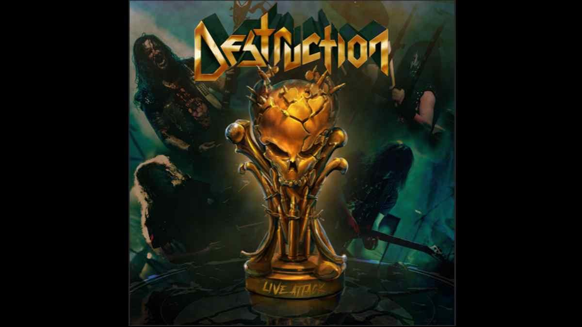 Destruction cover art