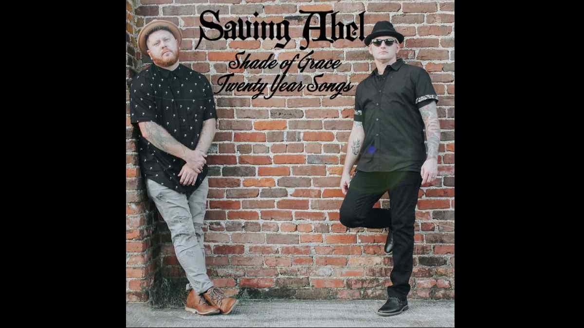 Saving Abel EP cover art
