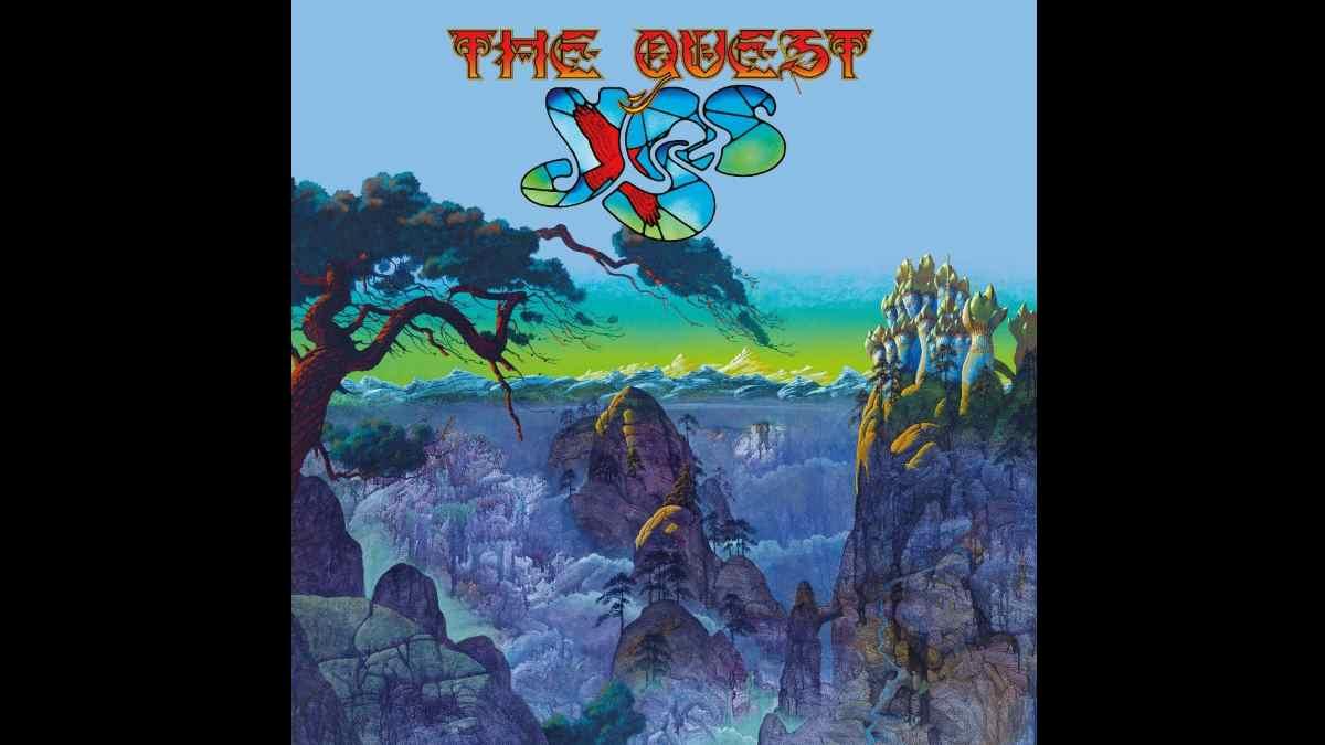 Yes album art by Roger Dean courtesy SRO