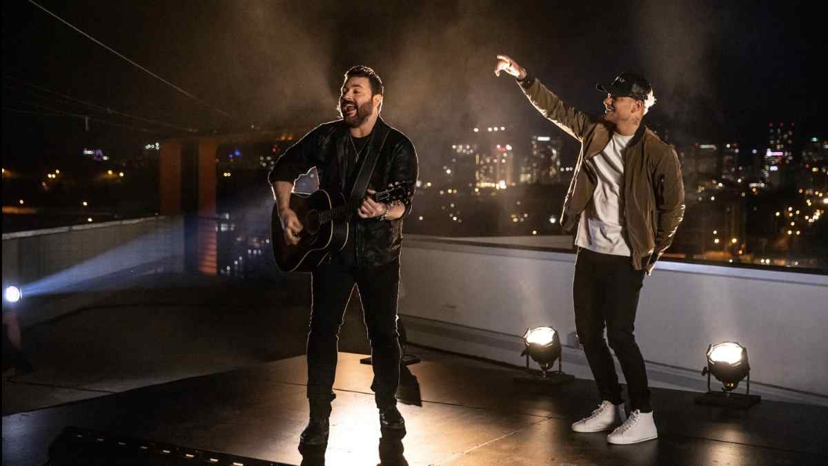 Video still courtesy Sony Music Nashville