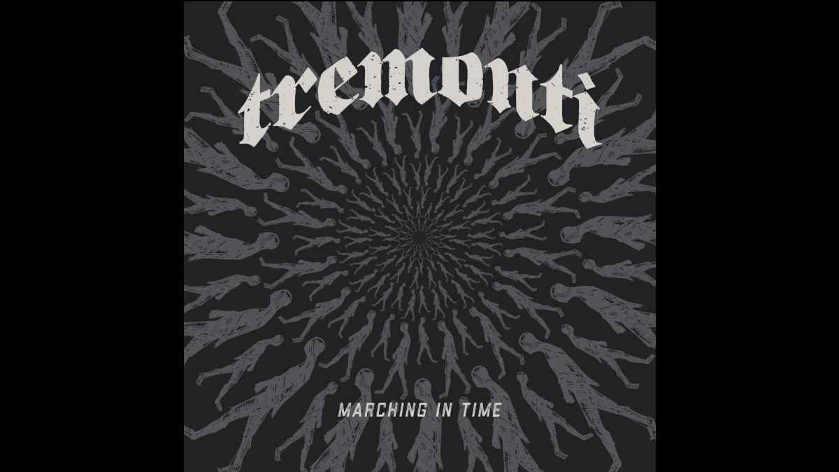 Marching In Time album art