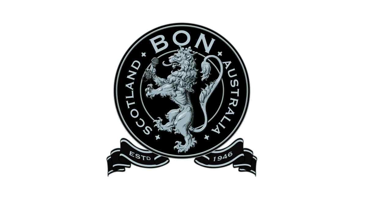 Bon Scott logo courtesy Chipster