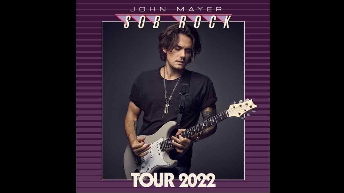 Tour poster courtesy Columbia Records