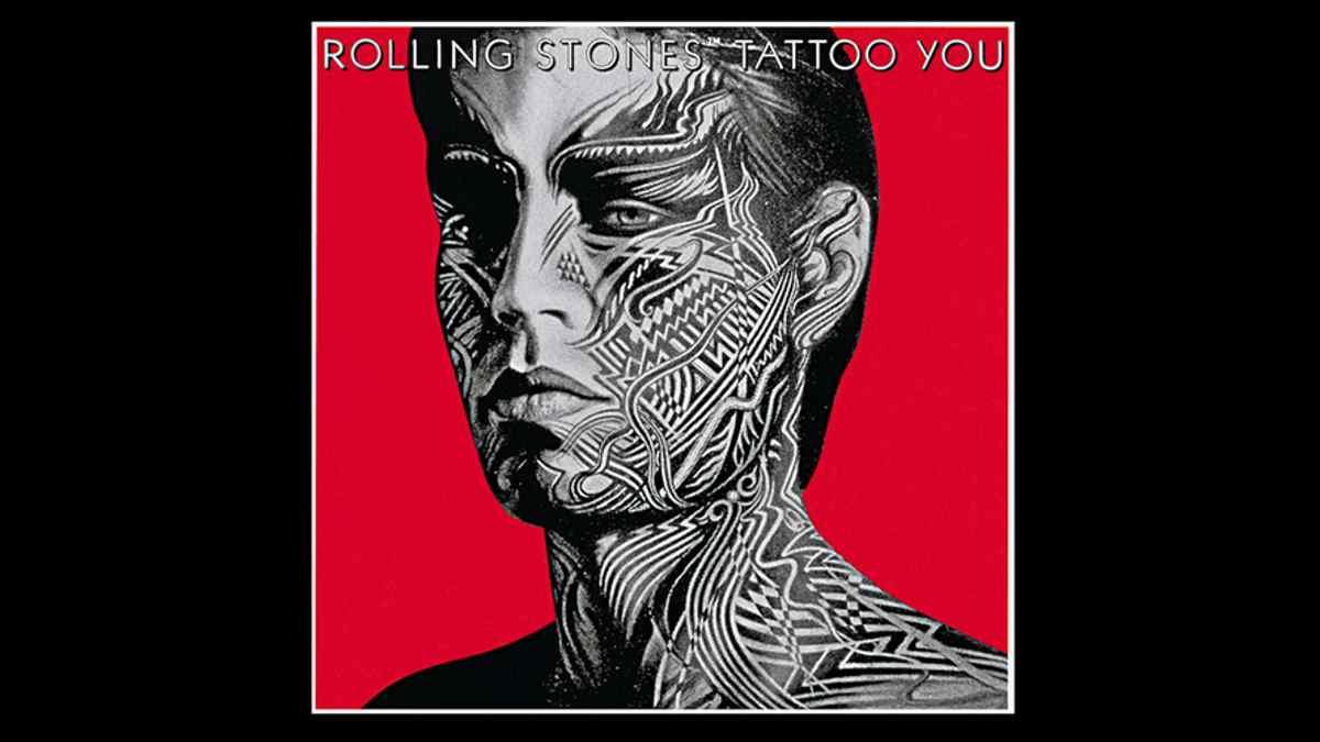 Original album cover art