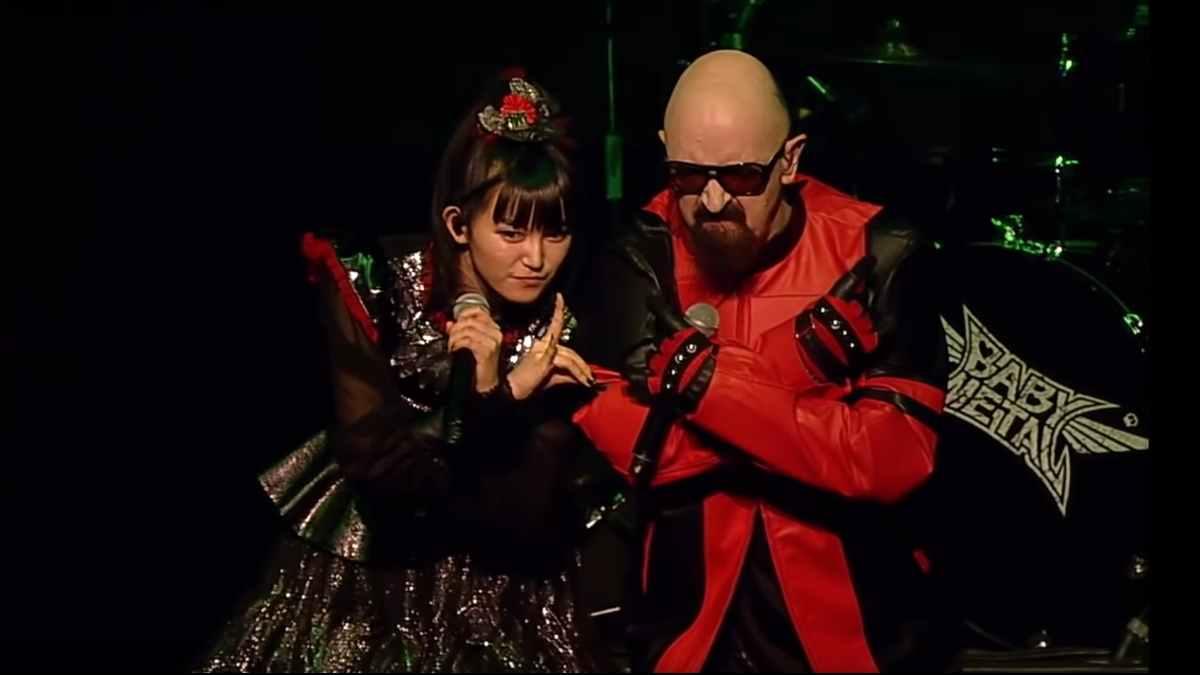 Judas Priest video still