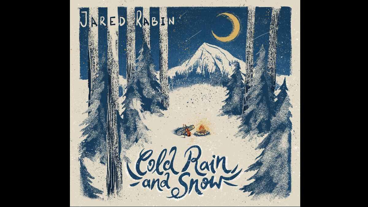 Jared Rabin album art