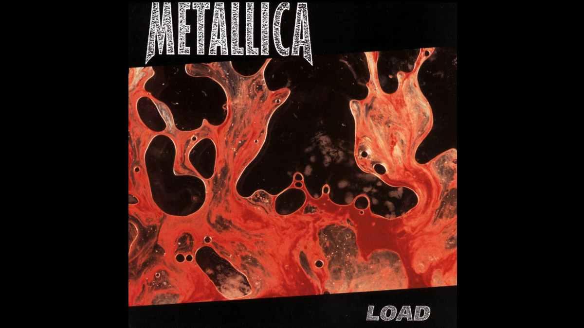Metallica cover art
