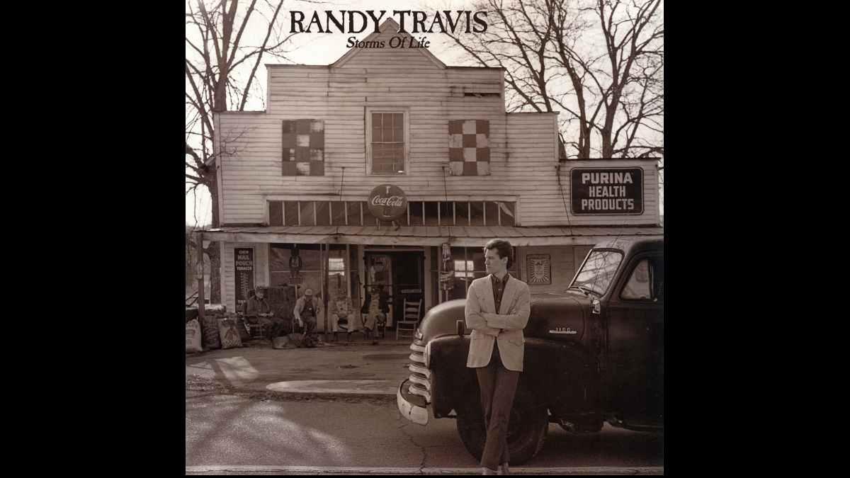 Randy Travis cover art