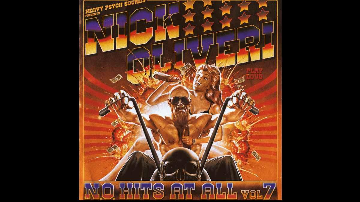 Nick Oliveri cover art