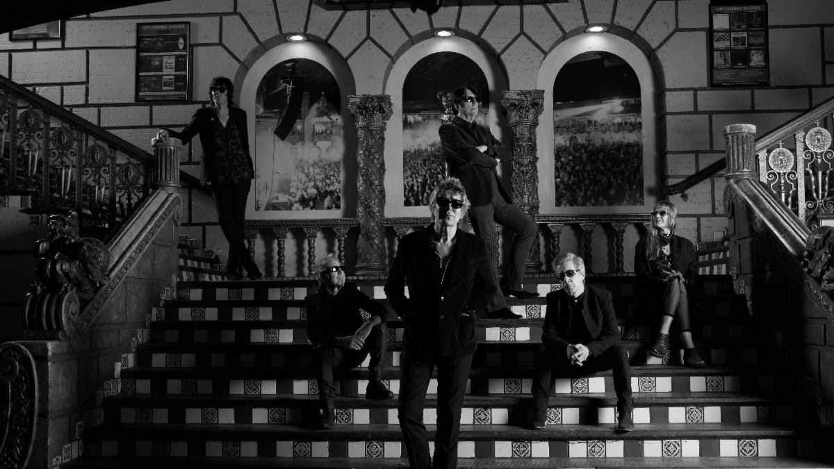 Psychedelic Furs promo photo