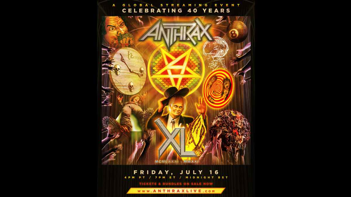 Anthrax event poster