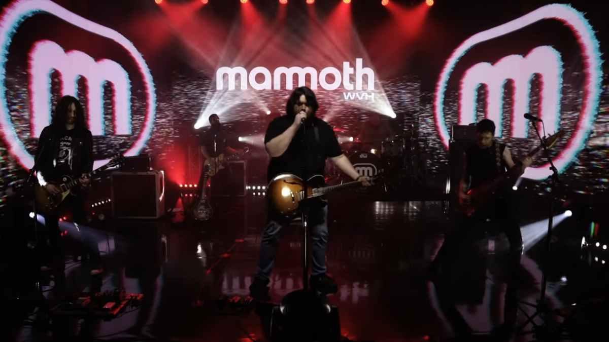 MammothWVH video still