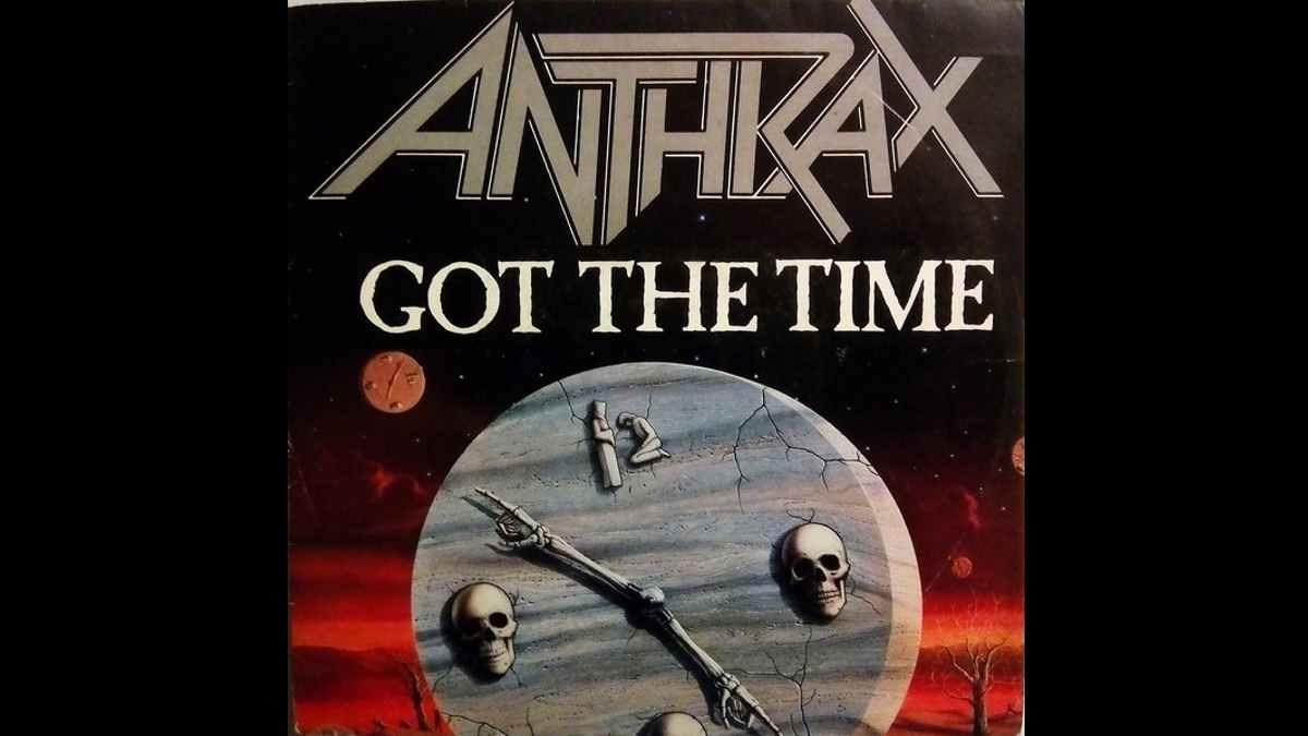 Anthrax single art