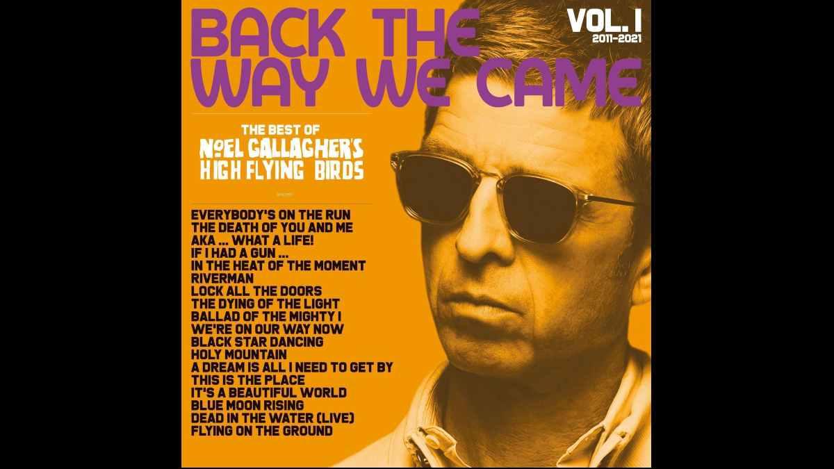 Noel Gallagher cover art