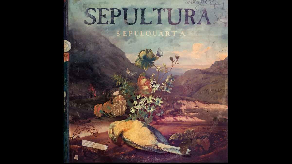 Sepultura cover art