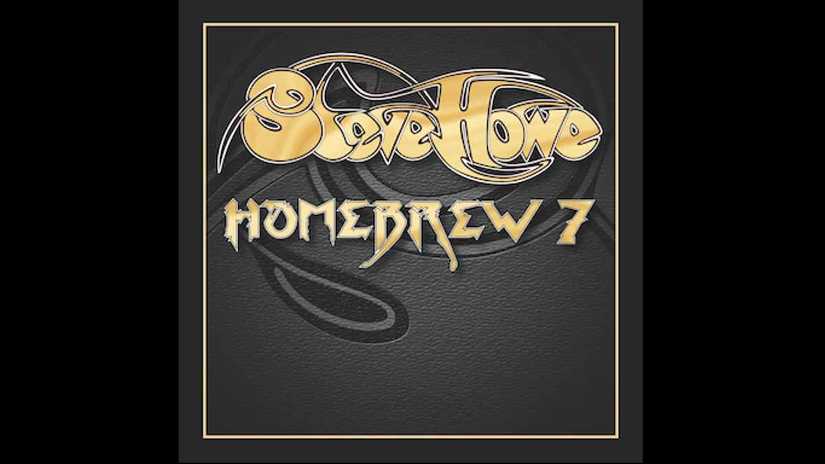 Steve Howe cover art