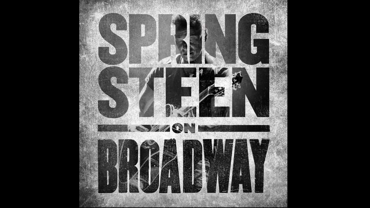 Bruce Springsteen event poster