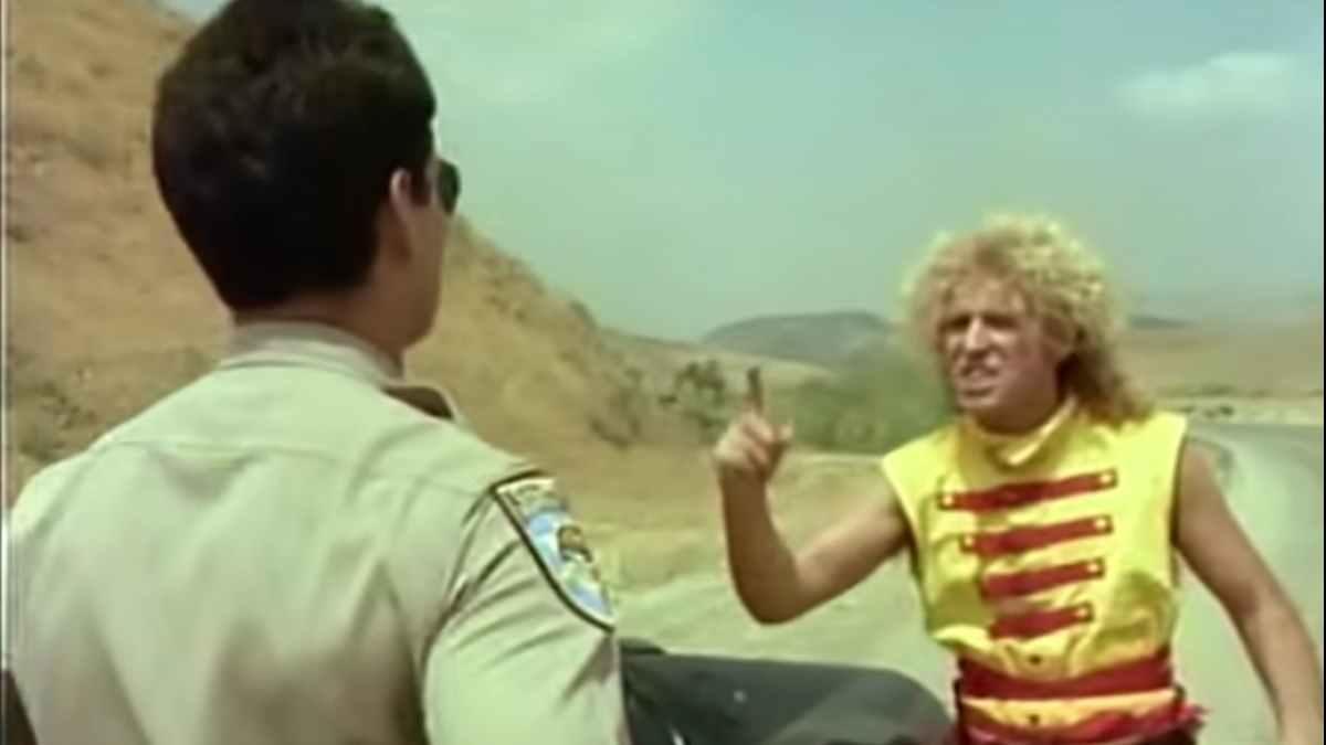 Sammy Hagar video still
