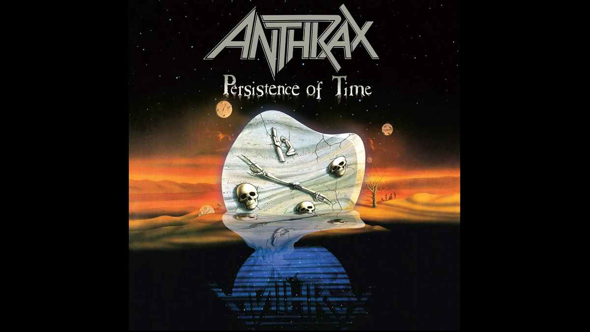 Anthrax cover art